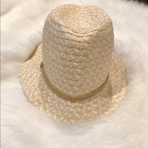 Brand new BCBG Fedora hat